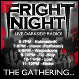 The Gathering Fright Night Radio - Niche