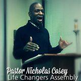 I Will - Pastor Nicholas Cosey