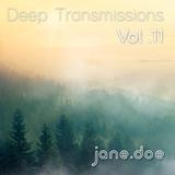 Deep Transmissions Vol. 11 - jane.doe b2b SpockNinja