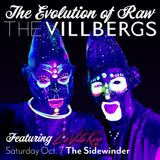 Mix 02 - The Evolution of Raw - Meet The Villbergs