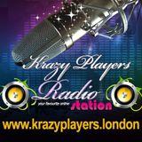Quincy Jam On Krazy Players Radio 10.08.2019
