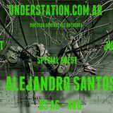 Live DJ Set Santosa @Under Station Radio Junio 2016