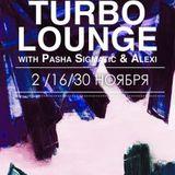 Pasha Sigmatic - mixed @ lounge cafe Moskva 16.11.13