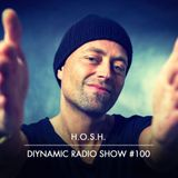 H.O.S.H.– Diynamic Radio Show 100