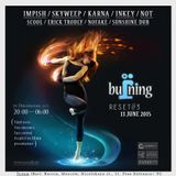 Scool -  Burning Series, Live, 13 June 2015