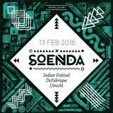 Randomer & Truss @ Soenda Indoor Festival - De Fabrique Utrecht - 13.02.2016