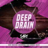 DJ Sary - Deep Drain Vol.1 (Dec.2015)