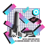 May Mc Laren (Vinyl MiXXX) @ La Montaña Rosario - December 27th, 2015