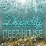 Divercity Radio Deep House Episode 01