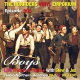 The Hoarders' Vinyl Emporium 206 - 'More Boys'