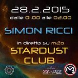 28.02//SIMON RICCI ON STARDUST M2O,THE MARATHON MILANO