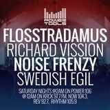 Powertools Mixshow - Episode 7-1-17 Ft: Richard Vission, Flosstradamus, Noise Frenzy, & Swedish Egil