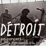 Detroit @ Zenith, Toulouse, 5.11.2014