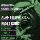 Elek-Fun@Fact Festival (THE EGG) w\ Alan Fitpatrick and Reset Robot