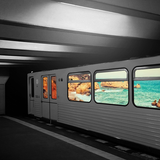 A Travel On The Mass Transit Railway