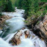 Aqua - Mountain River