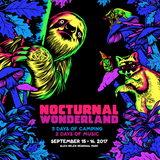 K?d @Nocturnal Wonderland, United States 09/15/17