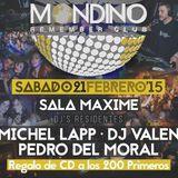 Mondino Remember Club  - CD Solo Cantados (2015)