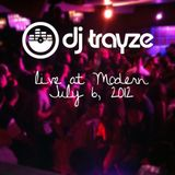 LIVE from Club Modern - July 6, 2012 - DJ TRAYZE