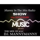 Manny In The Mix Radio Show (Feel The Mix2)
