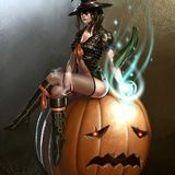 MadameHollyWood - Witching you a Happy Halloween