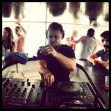 Nathan Coles @ Cirque de la Nuit Ibiza Boat Party (11-06-2013)
