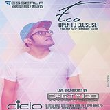 Esscala Presents - Eco Open to Close from Cielo NY Live on Party103.com
