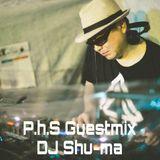 P.H.S Guestmix Dj Shu-Ma [JAP] (HousebeatsFM)