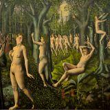 graphic nudity