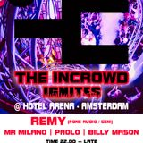 Mr Milano @ The Incrowd Ignites @ Hotel Arena (live 2013)