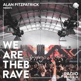 Alan Fitzpatrick presents We Are The Brave Radio 018 - live @ Straf Werk Festival, Amsterdam