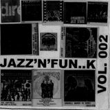 Jazz'N'fun..k TR002 hot groovy stuff