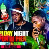 FRIDAY NIGHT PON THE PIER (LIVE AUDIO) JUNYAH & SHAQ | KIWI & PROBLEM CHILD | MARINE  &  JUNYAHPHIL