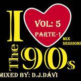 90´s mix sessions 5 parte:1