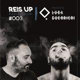 Stefano Reis - Reis Up Radio Show #003  Guest: LUCA GUERRIERI