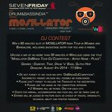 Mosillator DnBIndia Tour DJ Competition - Flyatribe - Bangalore