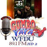 Redneck Chats with Josh Gallagher on Gumbo YaYa Radio Show 89.1FM WFDU HD2 9-9-19