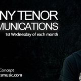Danny Tenor@Communications (October 2012) [Golden Wings Music Radio]