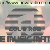 My Guest mix for House Music Matters with Col Lawton and Robbie Robinson