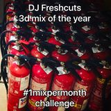 3d mix of the year #1mixpermonth challenge