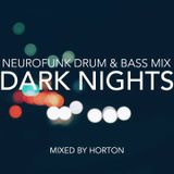 """Dark Nights"" ~ Neurofunk Drum & Bass Mix"
