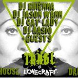 Dj rhienna | TRNGL | live set @ the lovecraft | june 2013 set 2