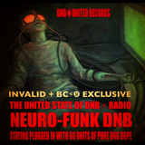 INVALID & BC#9 NEUROFUNK THE UNITED STATE OF DNB GUEST MIX. APRIL 2018