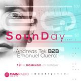 #08 Andreas Tek b2b Emanuel Querol - Sounday 008 - Main Radio