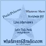 PunkrPrincess Whatever Show recorded live 8.22.15