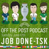 June 12th - Job Done-tsk