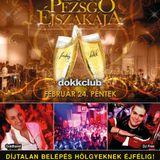 Nemere & Dj Free & Goldhand - Live @ Dokk Club Budapest 100 Pezsgő Éjszakája 2012.02.24.