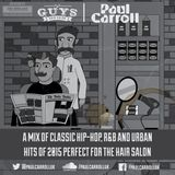 Guy's Barber Shop Promo Mix - Clean RnB & Hiphop (OCT 2015)