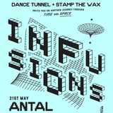 Live at Dance Tunnel: Antal - 21st May 2016
