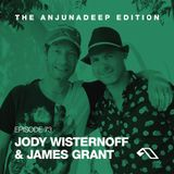 The Anjunadeep Edition 73 With Jody Wisternoff & James Grant [Live at Nocturnal Wonderland]